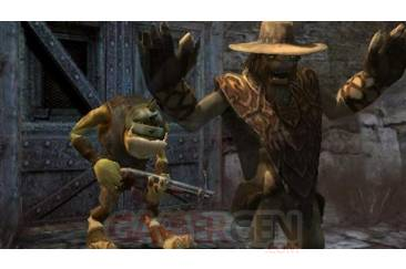 La fureur de l'étranger Xbox4