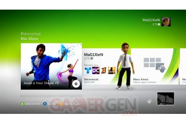 DASHboard -ma Xbox