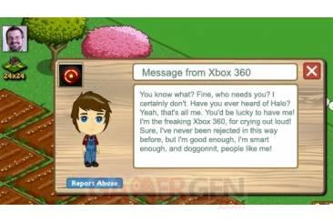 xbox 360 farmville