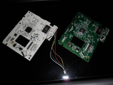 PCB de remplacement-TX