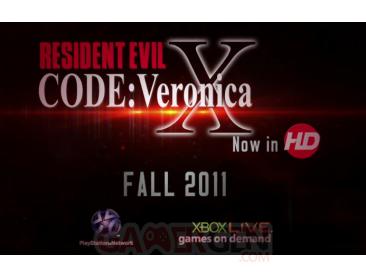 Resident Evil -Code Veronica.