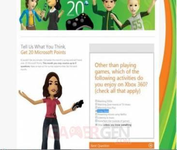 Skypesur Xbox 360=sondage2