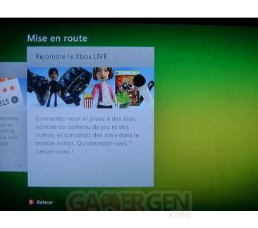 Mise à jour Kinect 12416-11