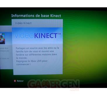 Mise à jour Kinect 12416-15