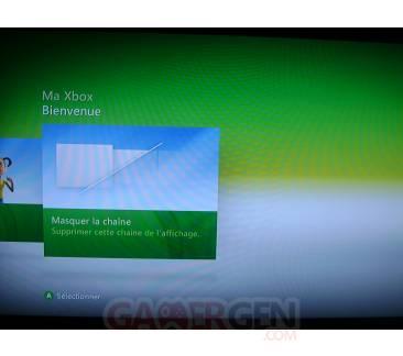 Mise à jour Kinect 12416-110
