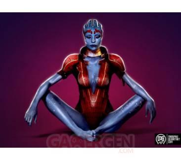 Mass Effect 2-filles