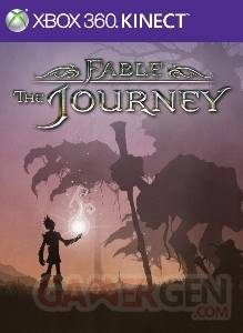 Fable-The Journey-jaquette