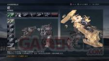 Armored Core Verdict Day - nouvelles pieces detachees 1