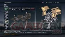 Armored Core Verdict Day - nouvelles pieces detachees 3