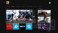 Xbox One Interface screenshots captures  1