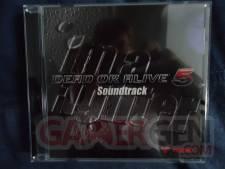 Dead or Alive 5 déballage Edition Collector 9