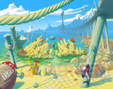 Worms Revolution - screenshots du nouveau moteur 1