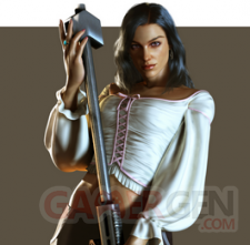 Isabela Keyes - Dead Rising 3