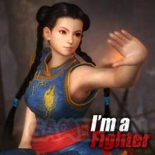Pai Chan I'm a fighter