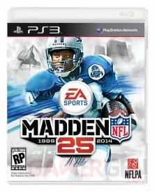madden nfl 25 jaquette ps3