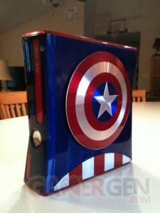 Xbox 360 S Captain America - captures 8