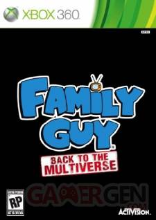Family Guy - Back to the Multiverse-Xbox360