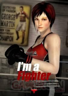Milia, I'm a fighter