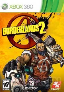 Borderlands 2-Jaquette Xbox 360