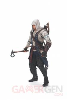 assassin's creed IIi McFarlane Toys connor 02