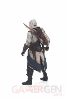 assassin's creed IIi McFarlane Toys connor 03