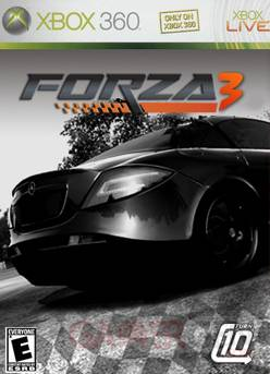 forza motorsport 3 le jeu de course le plus r aliste gamergen com. Black Bedroom Furniture Sets. Home Design Ideas