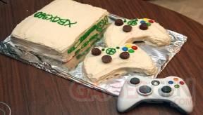 Gâteau Xbox 360 360cake
