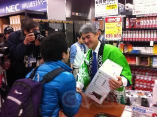 Lancement Kinect-Japon (2)