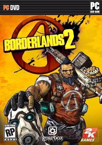 Borderlands 2-Jaquette PC