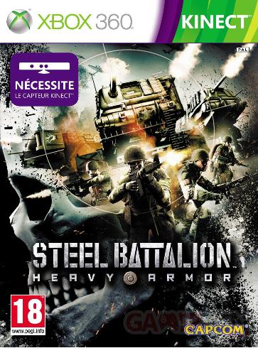 steel battalion heavy armor jaquette