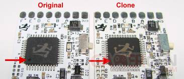 Xecuter-attentions aux clones-PCB-Coolrunner 2
