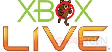 Xbox LIVE - Pas de délinquant séxuels.