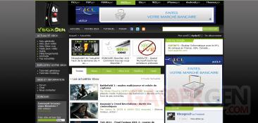 XboxGen XboxGen écran