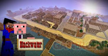 Minecraft Red Dead Redemption (14)