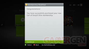 Call of Duty Elite- Membership 1