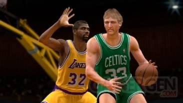 NBA 2k12 legends