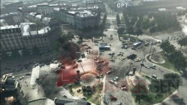 Call of Duty Modern Warfare 3 Paris AC-130 001