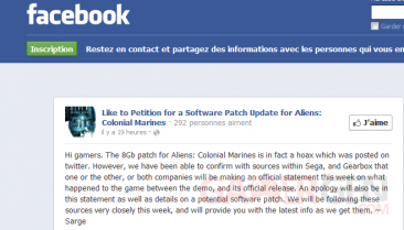 aliens-colonial-marines-facebook-petition