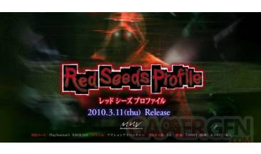 Red Seeds Profile couverture screenshot opening 10