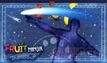 fruit ninja kinect dlc capsule spaciale