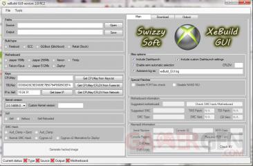 XeBuild GUI 2.0 RC2 - Une nouvelle version est arrivée