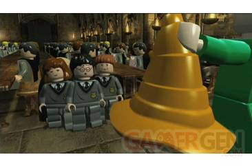 call of classic lego harry potter