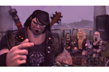 brutal legend Meet the Halfords