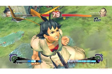 Super Street Fighter IV Makoto Capcom ultra combo super attaque 1
