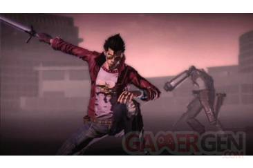 No More Heroes PS3 Xbox