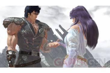 Hokuto Musô musou fist Of The North Star Koei Kenshirô Toki Raoh 3