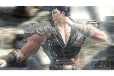 Hokuto Musô Comparaison Visuel PS3 Xbox 360 5 5