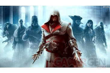 theme-assassin-creed-brotherhood Main menu