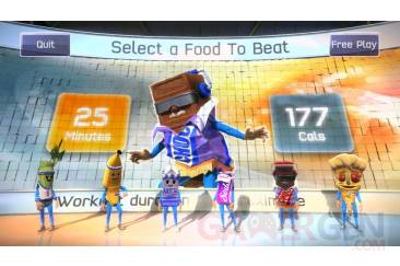 Pack Défi calories Kinect Sports