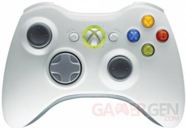Xbox360WirelessControllerWhiteQ6L
